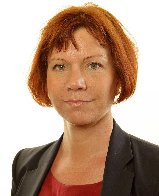Margareta Larsson (SD).