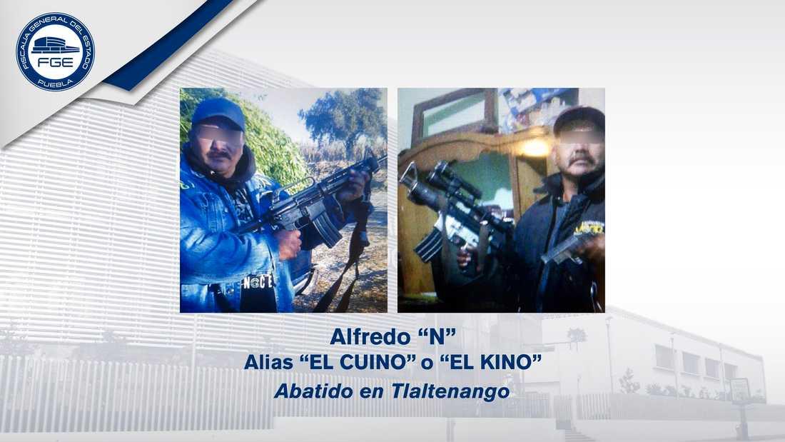 """""""El Cuino"""", en annan man som misstänks varit inblandad i bränslestölder har också hittats mördad."""
