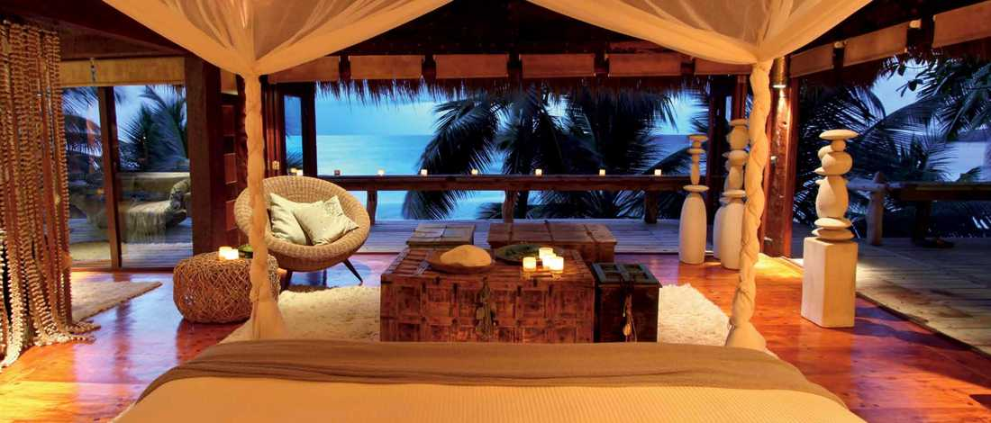 Nu firar prinsessan Madeleine och Chris sin efterlängtade smekmånad på Seychellerna utanför Afrikas kust.