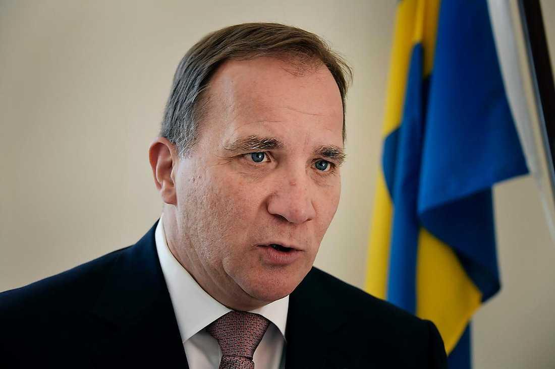Stefan Löfven (S), statsminister. Betyg: 2,5 (+0,1)