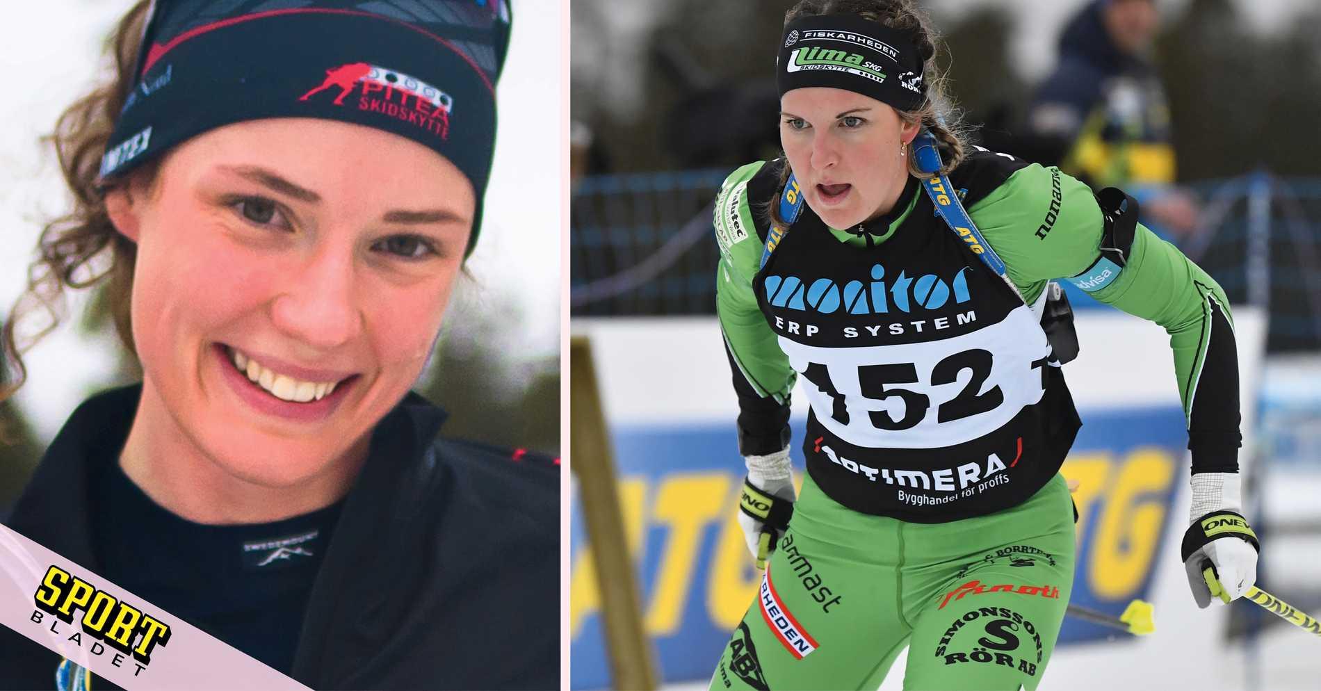 IDRE. Hanna Öberg vann Sverigepremiären i överlägsen stil.