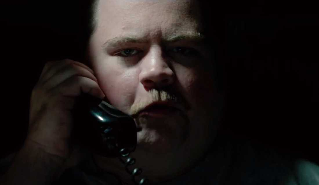 "Paul Walter Hauser i ""Richard Jewell""."