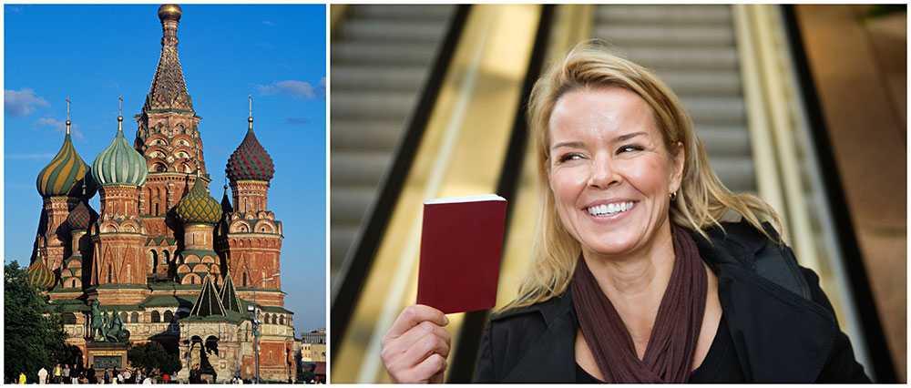 Res till Ryssland utan visum i sommar.