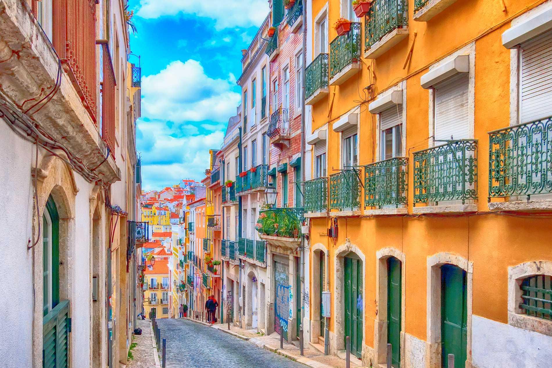 Lissabon blev utsett till Europas bästa resmål sommaren 2019.