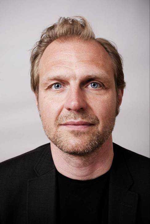 Jonas Nordling Ordförande Svenska Journalistförbundet.