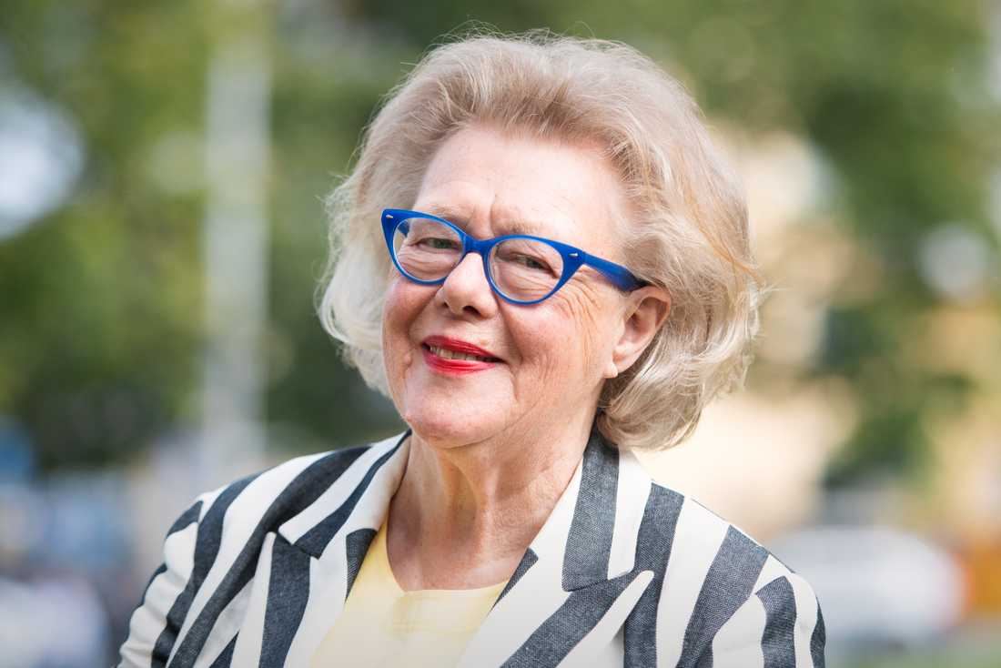 """Birgitta Rasmusson kommer inte delta som domare i nästa säsong av """"Hela Sverige bakar""""."""