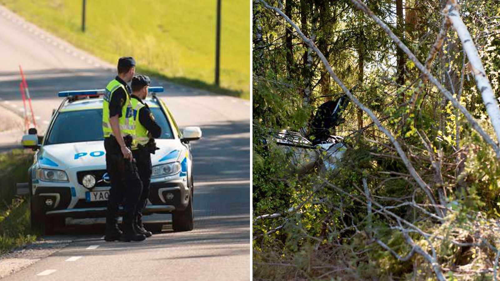 Fyra pojkar döda i trafikolyckan utanför Sundsvall