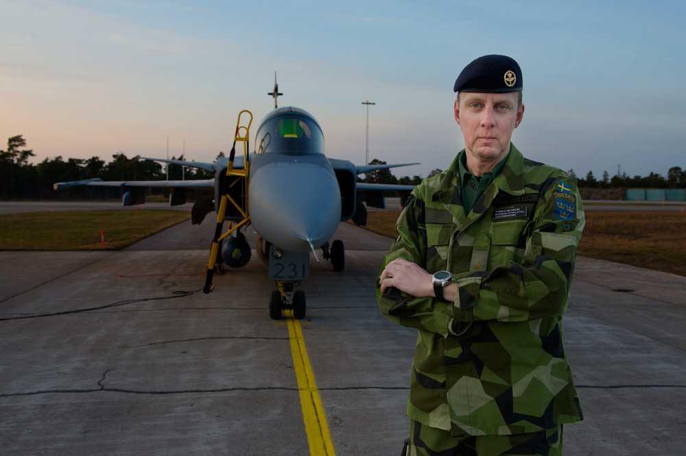 Major Tomas Nilsson