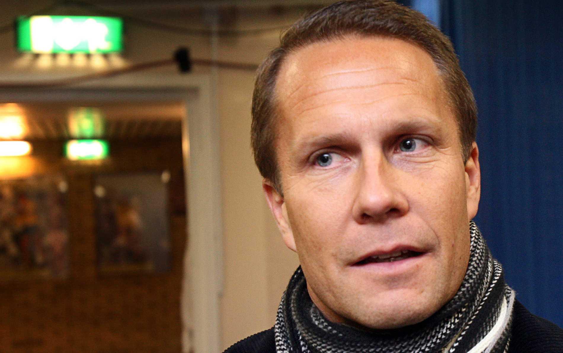 VÄLJER VIASAT Ola Andersson återvänder till expertjobbet.