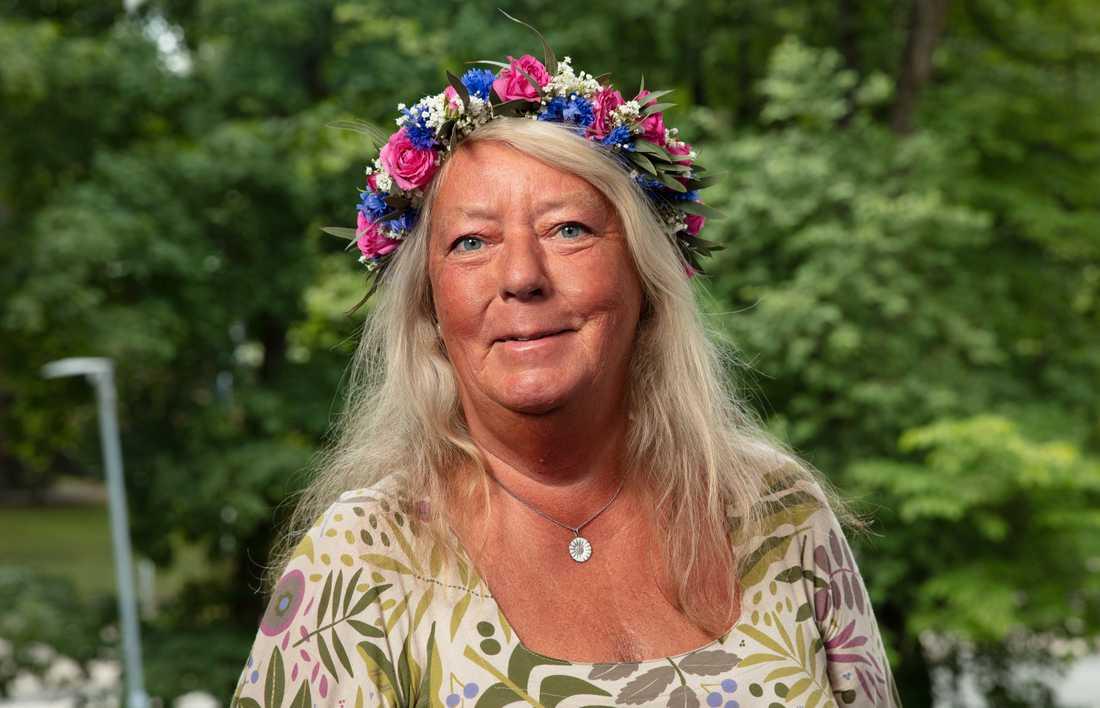 Ingrid Wall var med i Sommar i P1.