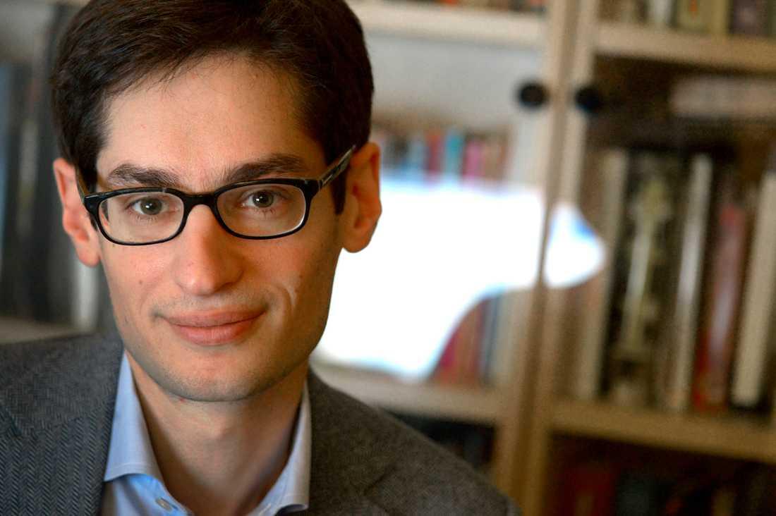 Peter Wolodarski tillbakavisar kritiken mot DN.
