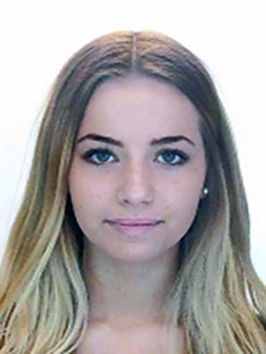 Lisa Holm, 17.