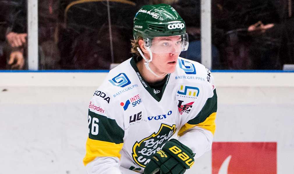 Jakob Stenqvist var utlånad till Björklven