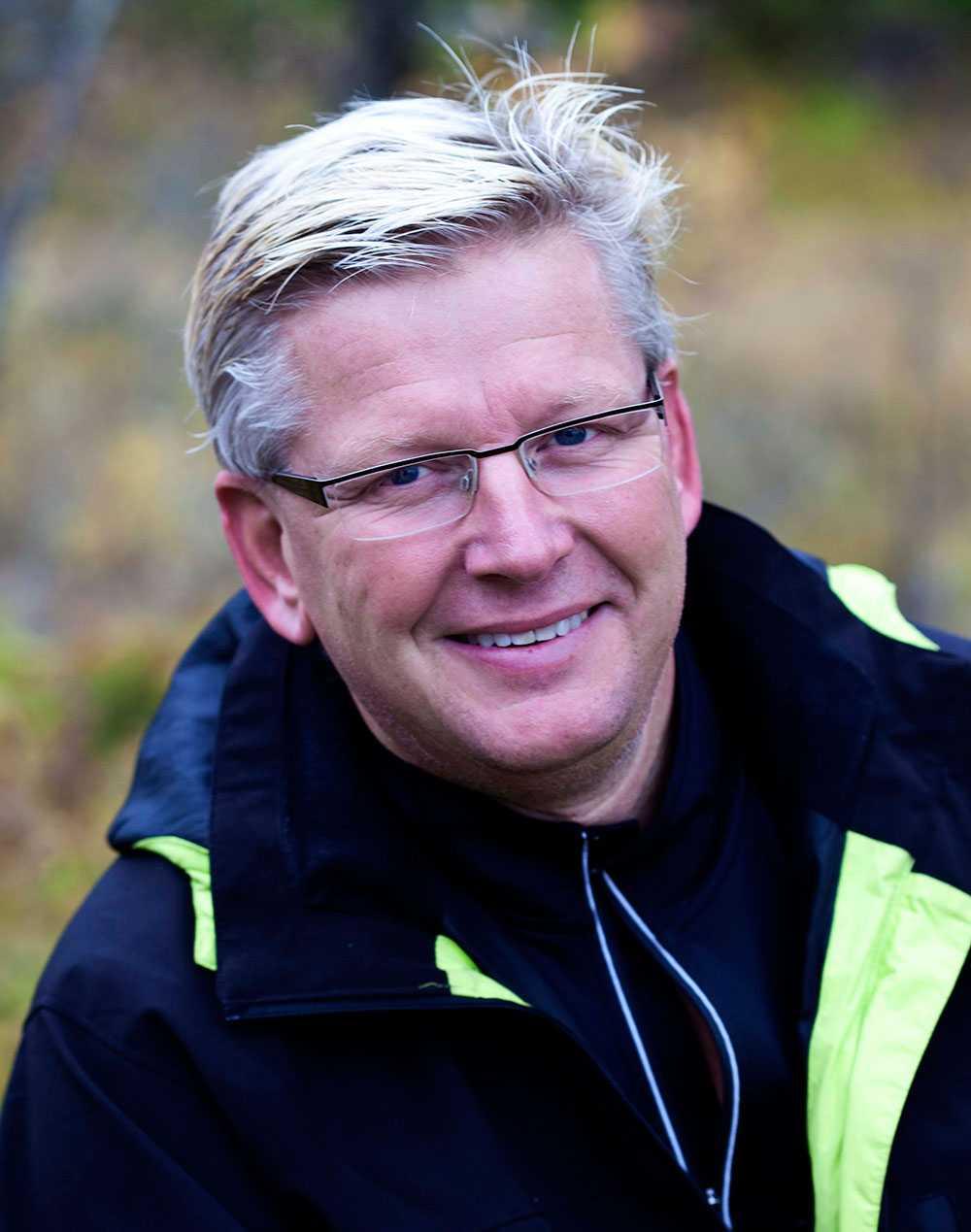 Mats Danielsson, vett- och etikettexpert.