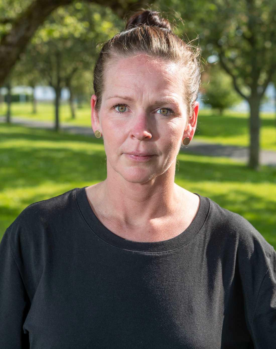 Sofia Olsson är mamma till en av Kapitens kompisar.