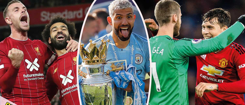 Premier League börjar 17 juni