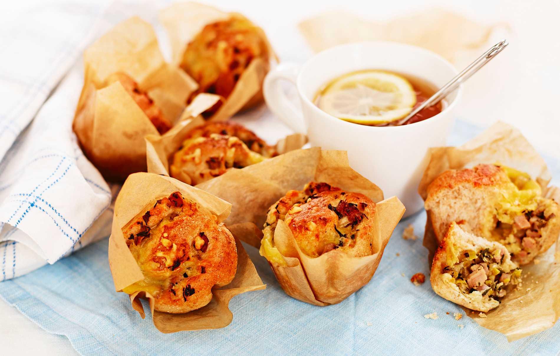 Perfekt till mellanmål eller lunch: Matsäcksbullar.