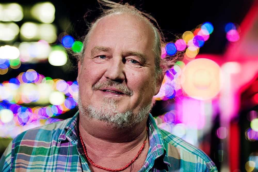 """Per """"Plura"""" Jonsson, 62 år, sångare i Eldkvarn, Stockholm """"Ta det lugnt, det ordnar sig med allt."""""""