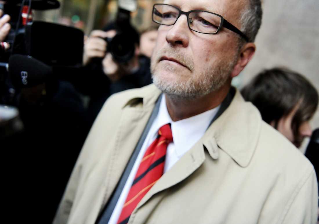 GRÅSOSSE Om det i stället blir en sluten process är det troligt att valet faller på Sven-Erik Österberg eller någon annan som partiveteranerna kan identifiera sig med.