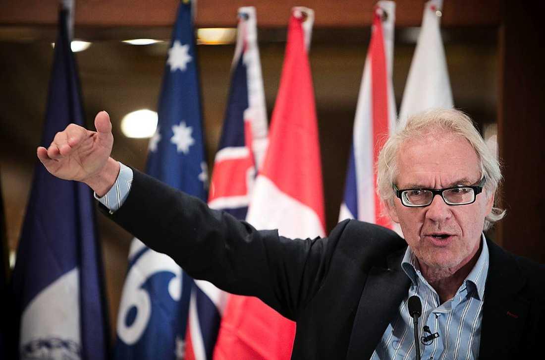 Konstnären Lars Vilks var närvarande vid helgens attentat i Köpenhamn.