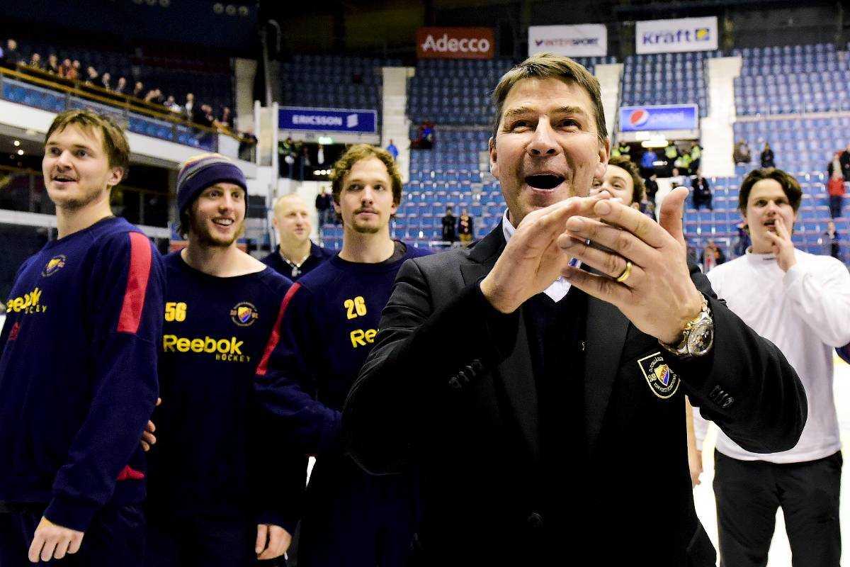 Hans Särkijärvi har lettDjurgården tillbaka till SHL.