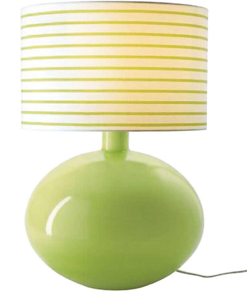 """Mullig och bullig bordslampa, """"Ljusås ysby"""" från Ikea, 699 kr."""