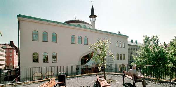 Moskén i Stockholm.