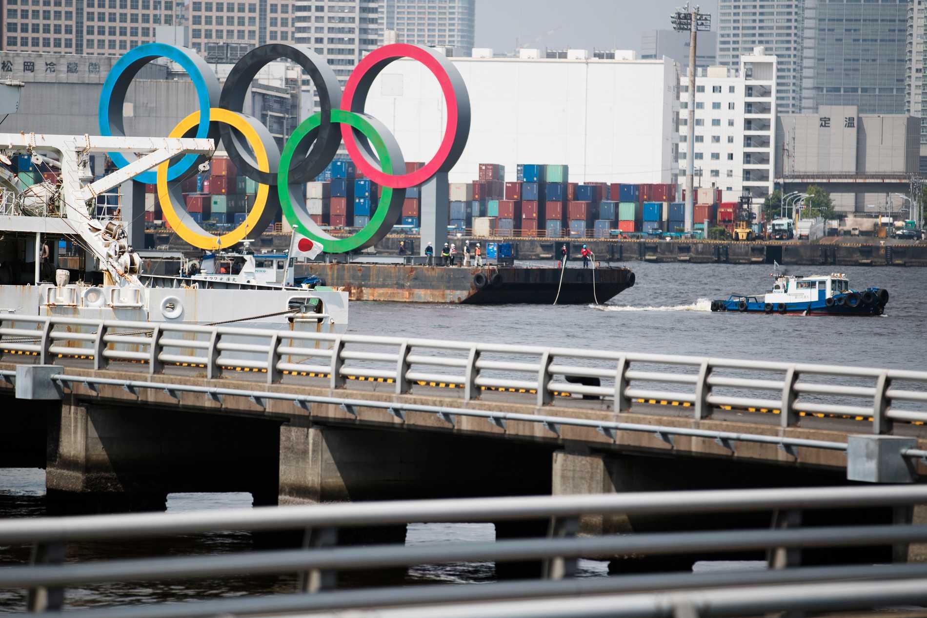 Hackerförsök görs ständigt mot OS i Tokyo. Arkivbild.