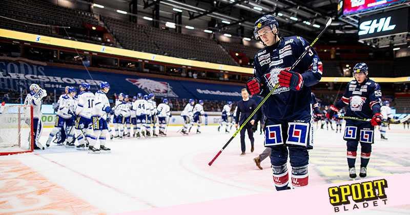 Tionde raka förlusten för Linköping