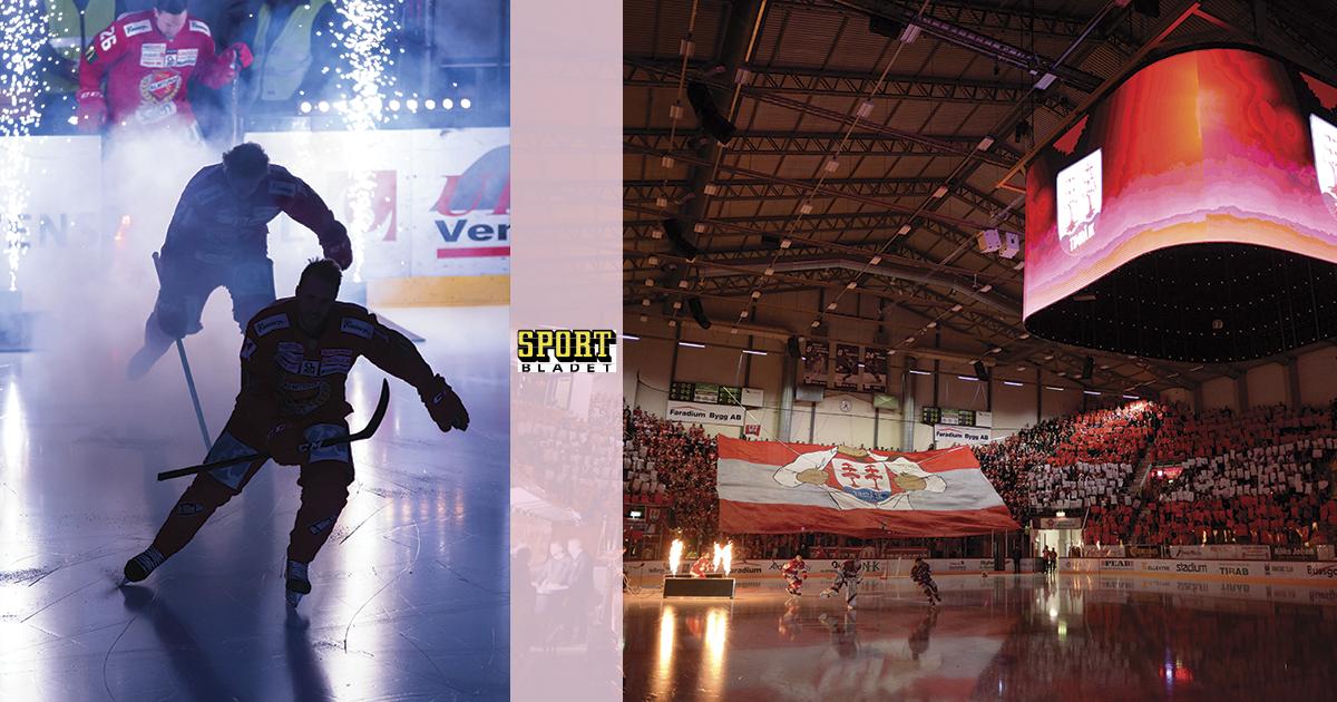 Hockeyallsvenskans nya avtal – värt 25 miljoner kronor