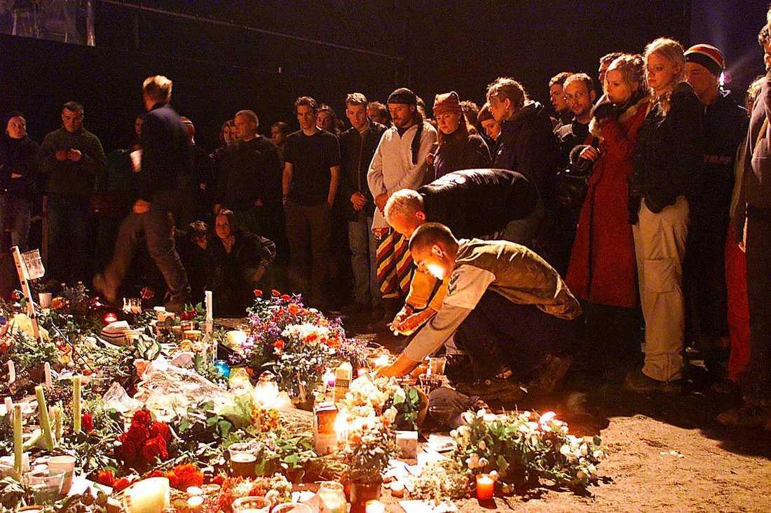 Det som började som årets fest slutade i djup tragedi.