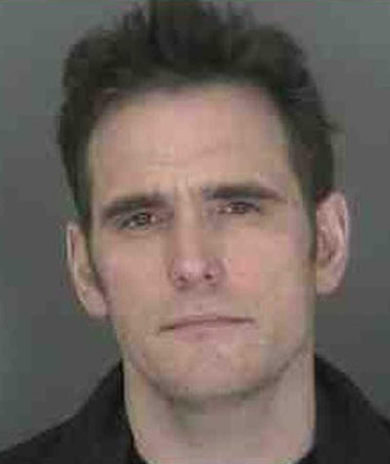 Matt Dillon greps 2008 för fortkörning i Vermont. Han körde 171 km/h.