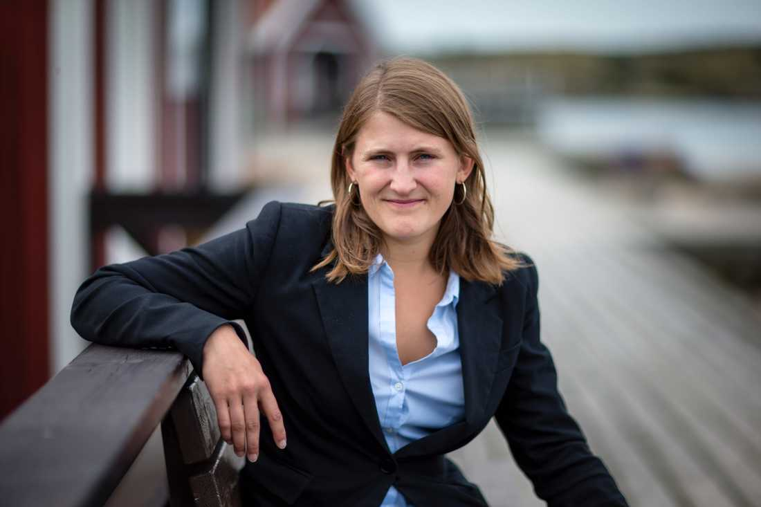 """""""Vi har kvar organisationen och fortsätter som vanligt. Men nu har vi ett ytterligare syfte, och det är att byta ut partiledningen"""", säger Jessica Ohlson."""