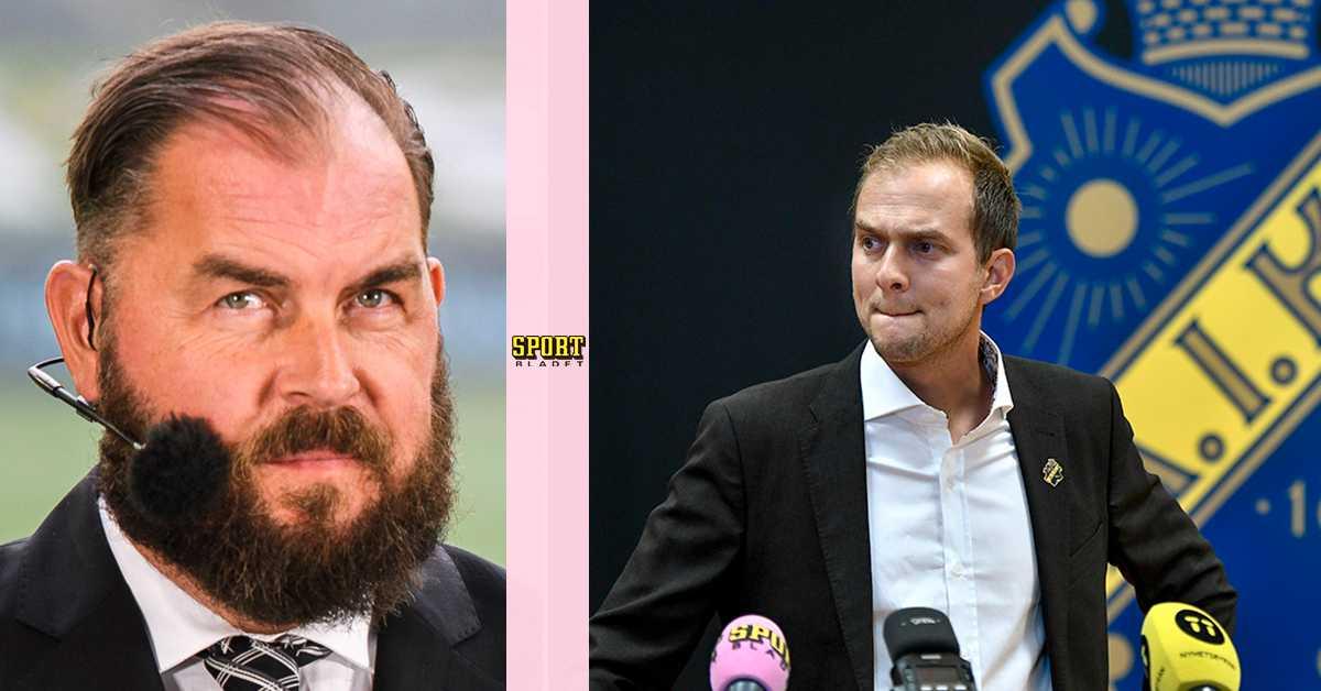 Tv-expert kan bli AIK:s nya tränare
