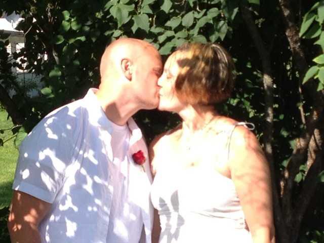 Kärlek, efter 10 år som gifta!