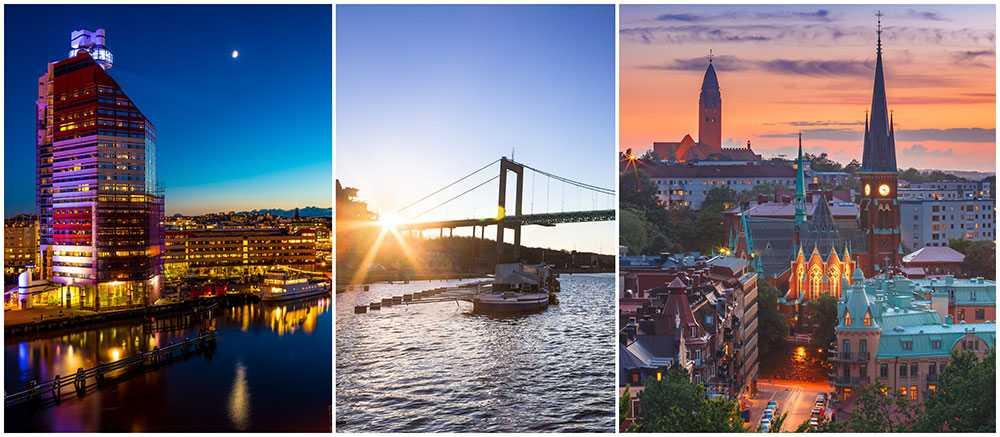 Göteborg är världens näst smartaste stad.