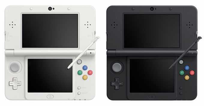 New Nintendo 3DS är den senaste versionen av 3DS.