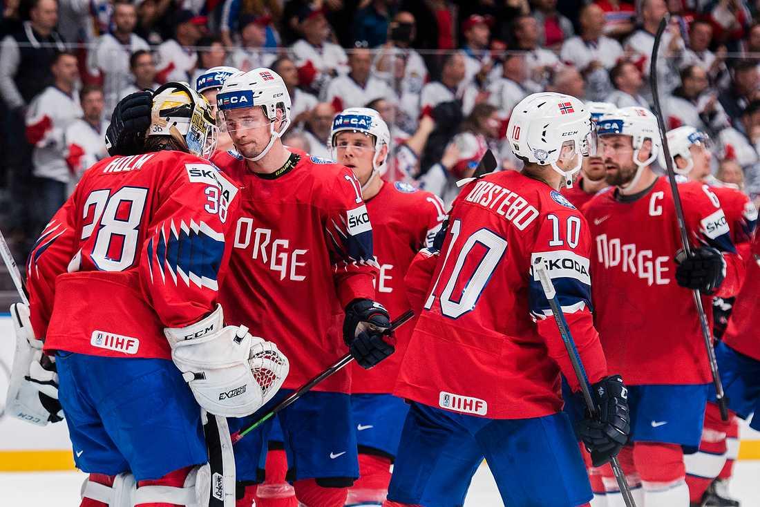 Norge har fortfarande inga poäng i VM.