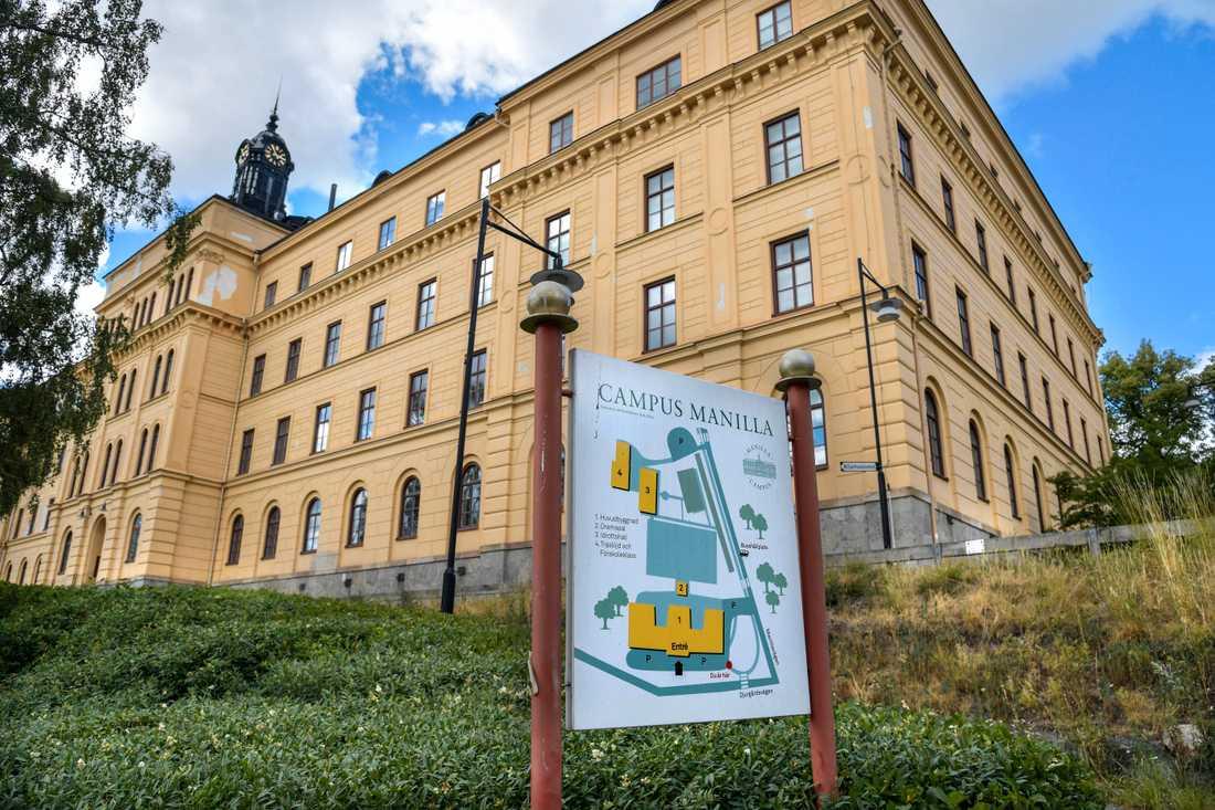 Campus Manilla på Djurgården i Stockholm.
