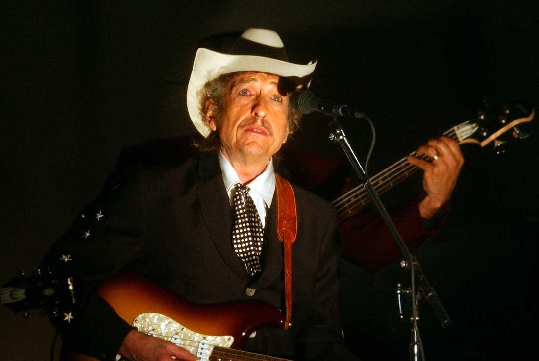Bob Dylan fyller 80 nästa år.