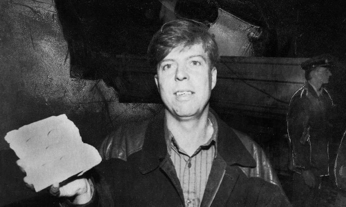 Wolfgang Hansson, som i dag fortfarande arbetar på Aftonbladet, var på plats när Berlinmuren föll 1989. Han tror inte att han någonsin igen kommer att få uppleva något liknande.  – En magisk natt, säger han.