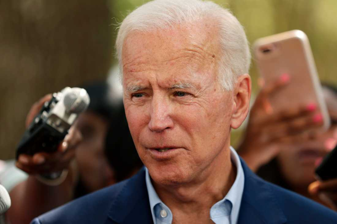 – Kina borde utreda familjen Biden, hävdar Trump.