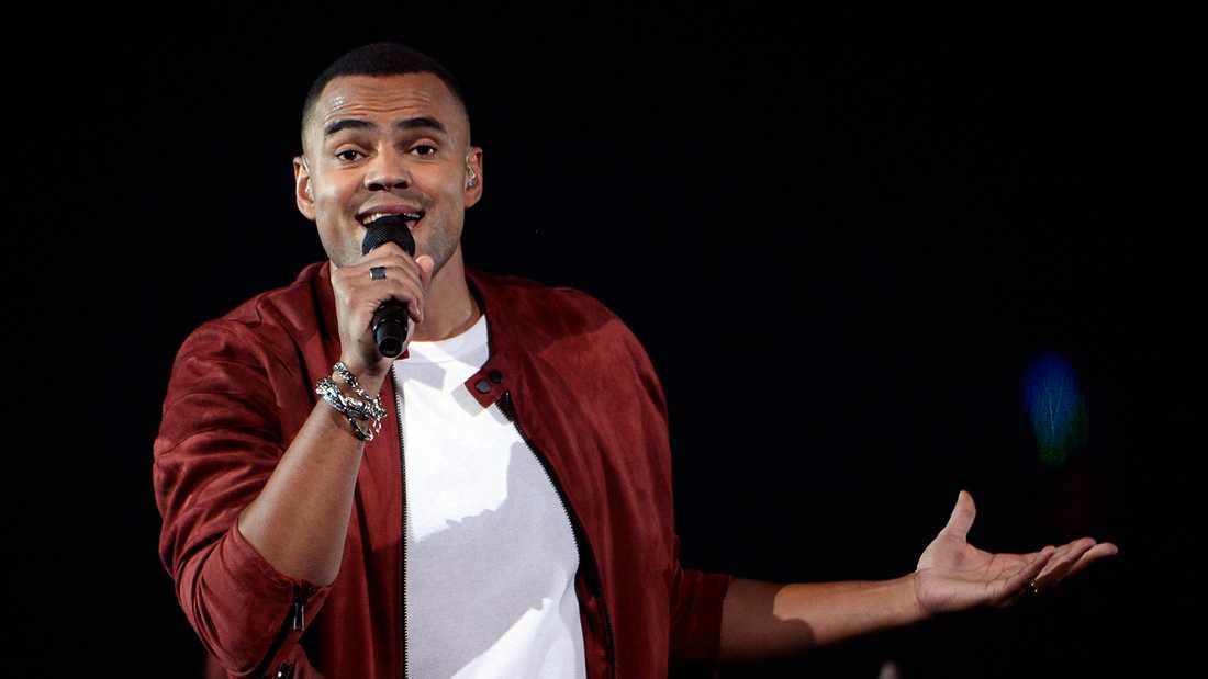 Mohombi är publikfavorit i Melodifestivalen.