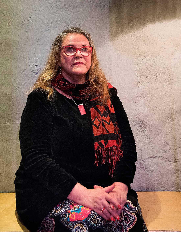 Py Bäckman tjänar fortfarande pengar på sina gamla låtar. Sämre går det när hon skriver nya.