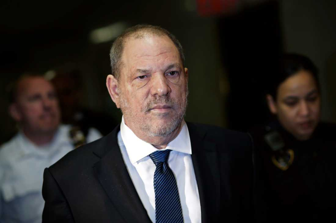 Harvey Weinstein.