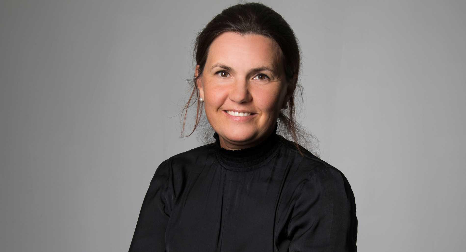 Mathilda Piehl, sakkunnig inom hbtq- och idrottsfrågor på RFSL.