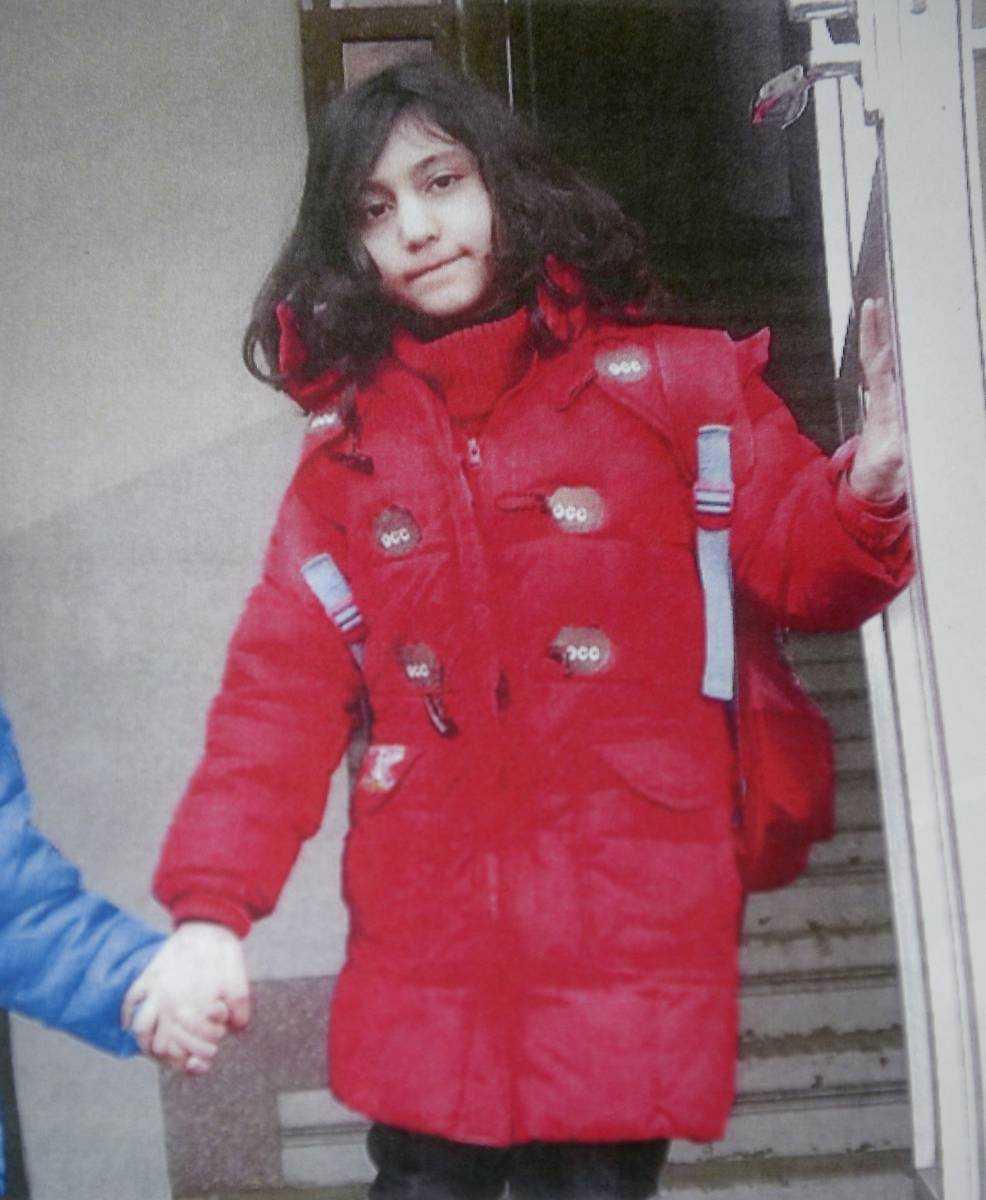 Yara blev bara åtta år.