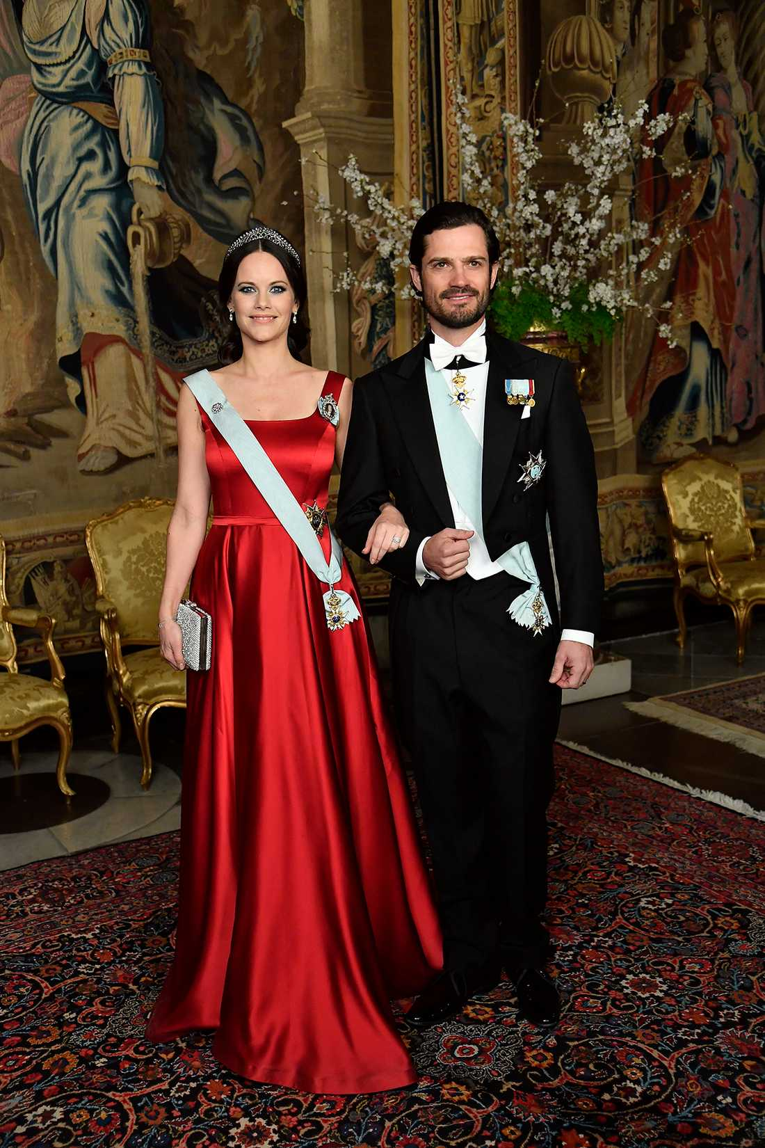 Prinsessan Sofia och prins Carl Philip ska bli föräldrar - igen.