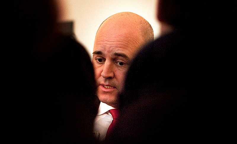 samförstånd Landets ledare Fredrik Reinfeldt gnager ner politik och ideologi till förnuft – en perfekt ledare i de döda berättelsernas tid.