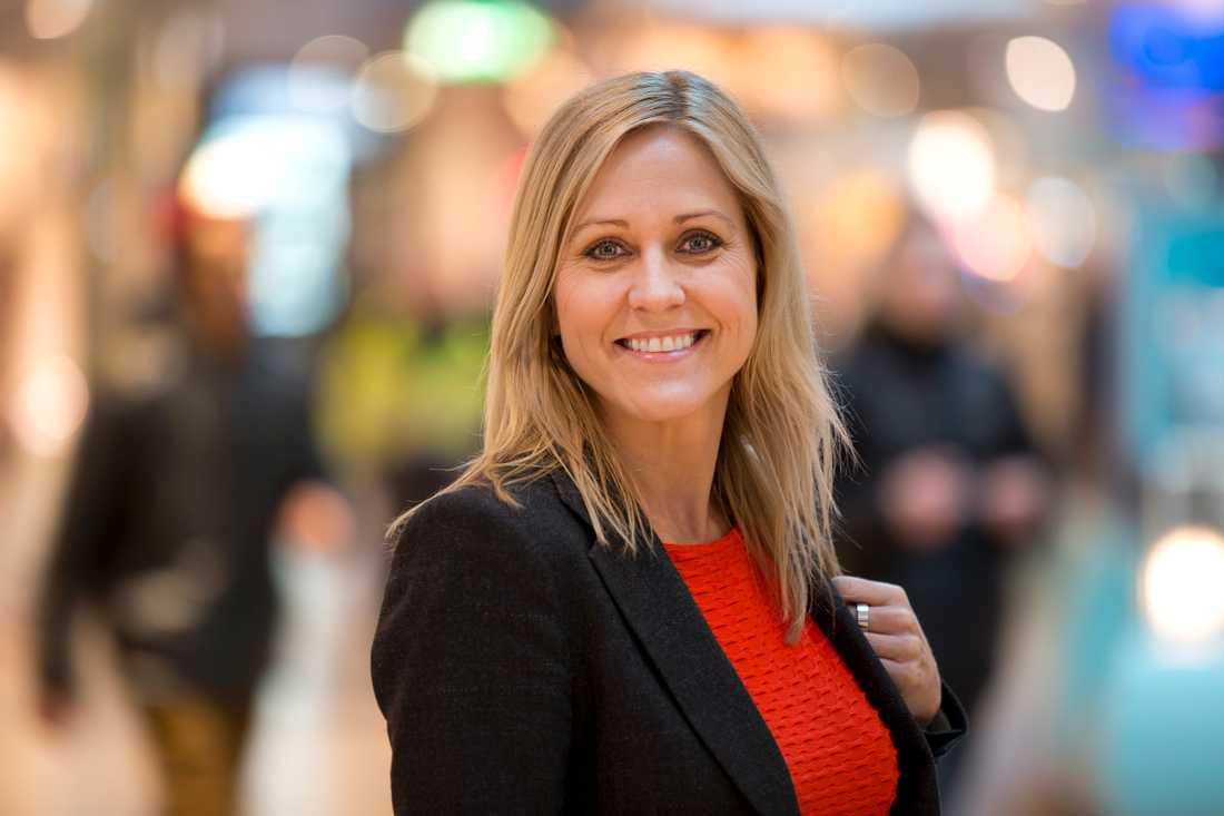Christina Söderberg, sparekonom på Compricer.